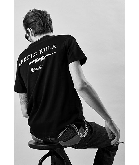 BLACK REBEL 2018SS STYLING