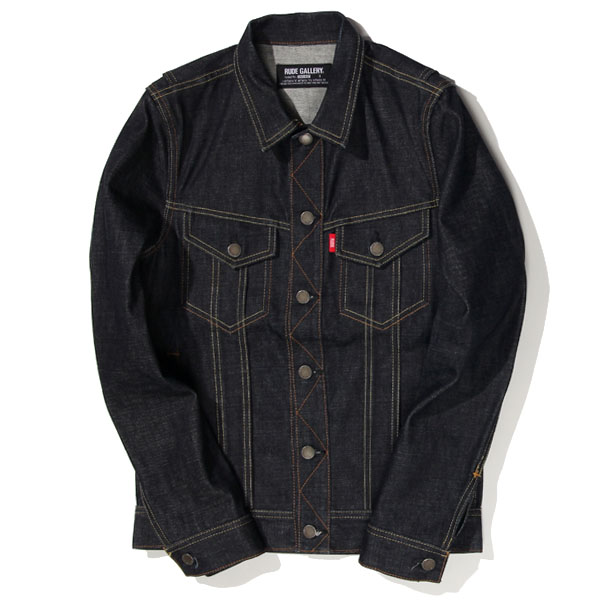 RIGID TYPE-1 DENIM JKT