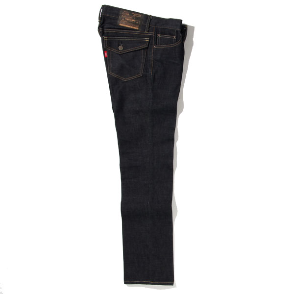RIGID TYPE-1 DENIM PANTS<TIGHT STRAIGHT>