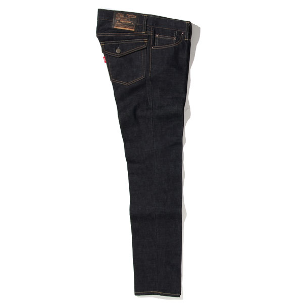 RIGID TYPE-1 DENIM PANTS<SLIM>