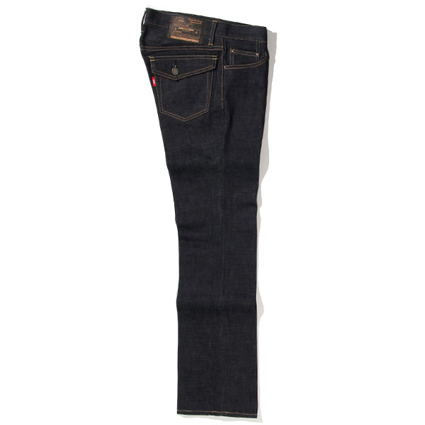 RIGID TYPE-1 DENIM PANTS<BOOTSCUT>