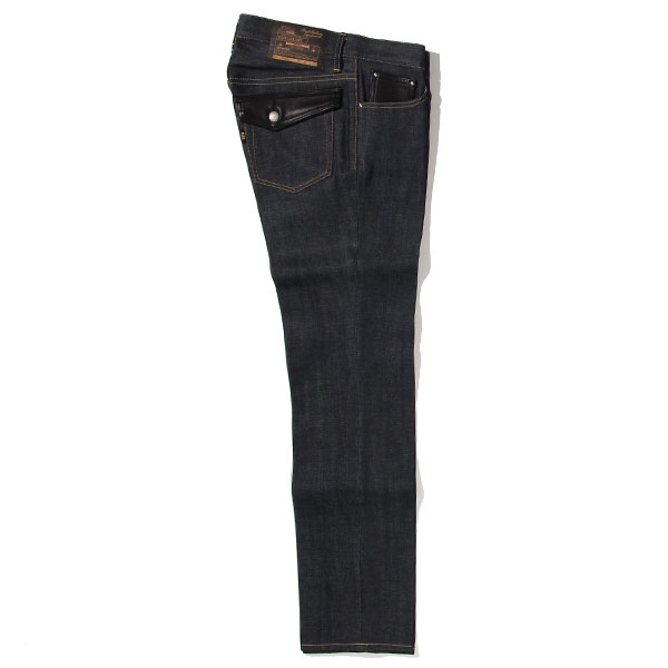 RIGID TYPE-2 DENIM PANTS<TIGHT STRAIGHT>
