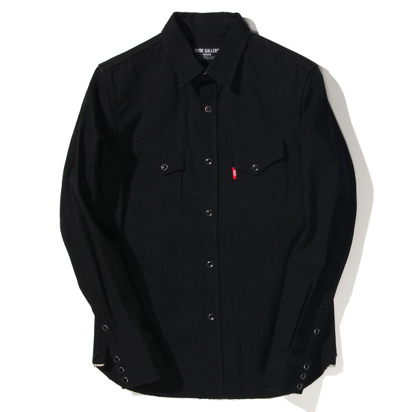 RIGID DENIM SHIRTS