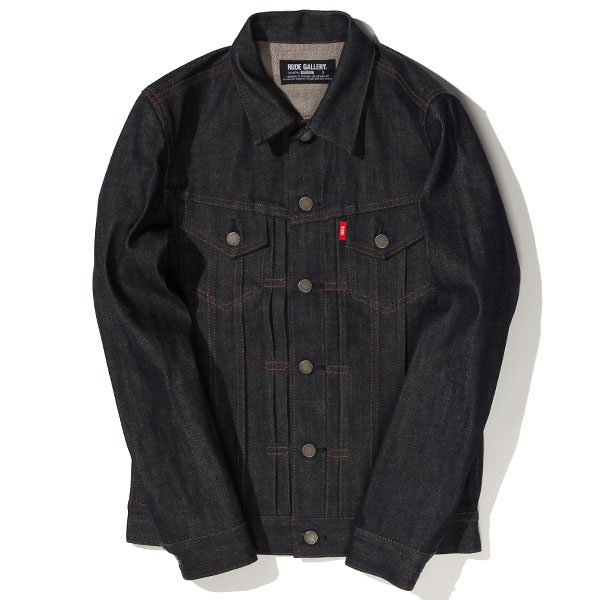 RIGID TYPE-4 DENIM JACKET