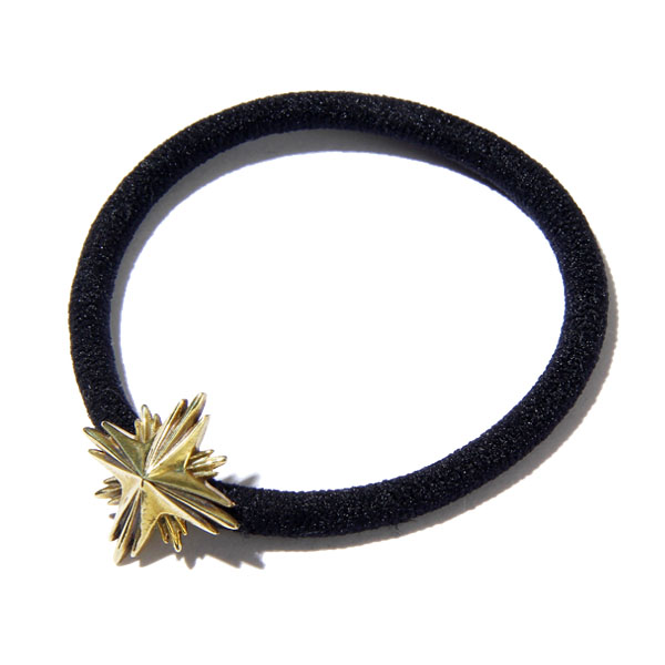 HAIR RUBBER BAND SMALL -STARBURST