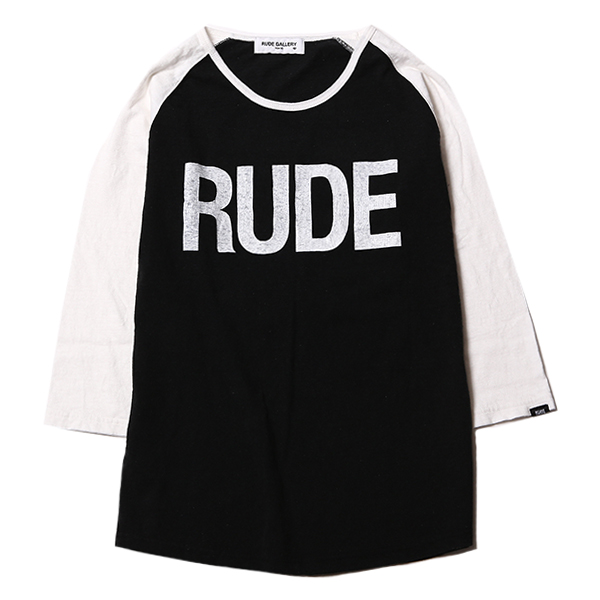 ROCK RAGLAN - RUDE CRACKER