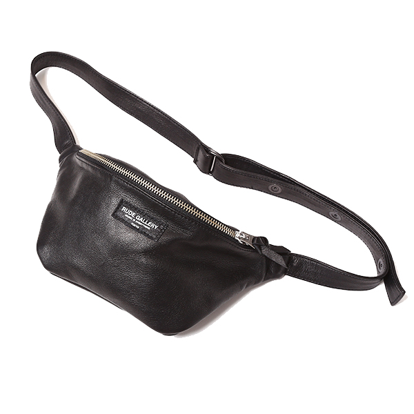 WAIST BAG - LEATHER