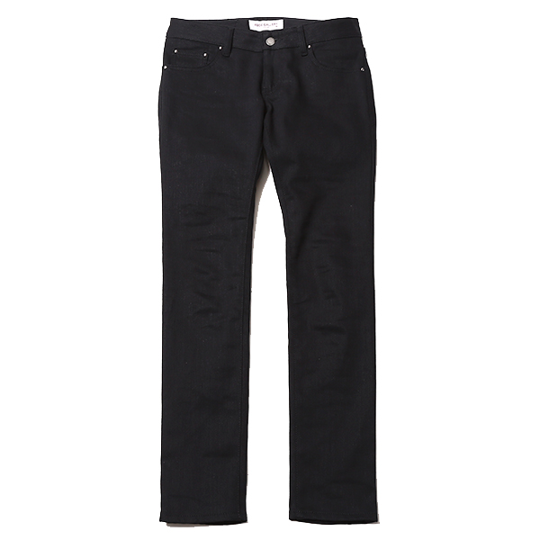 LADIES RIGID STRETCH DENIM PANTS – SLIM