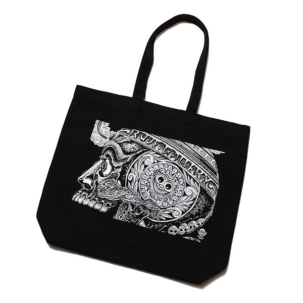 TOTE BAG-ART WORK by H.U