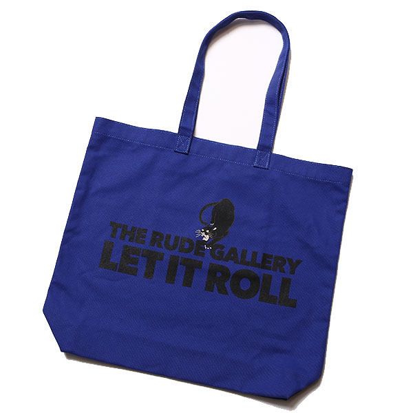 TOTE BAG-LET IT ROLL