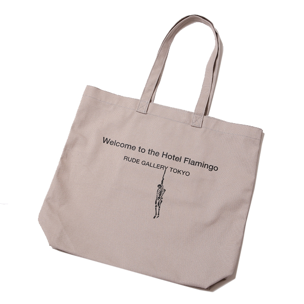 HOTEL FLAMINGO TOTE BAG