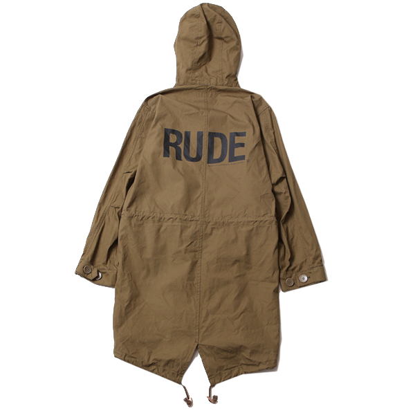 RUDE NATION MODS PARKA