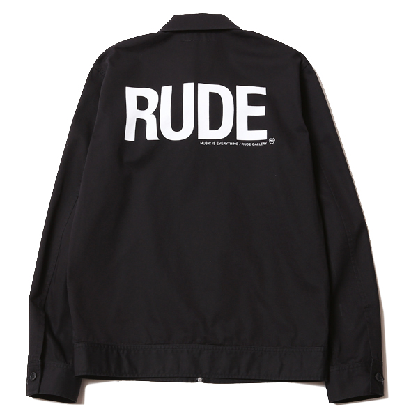 RUDE NATION SWING TOP
