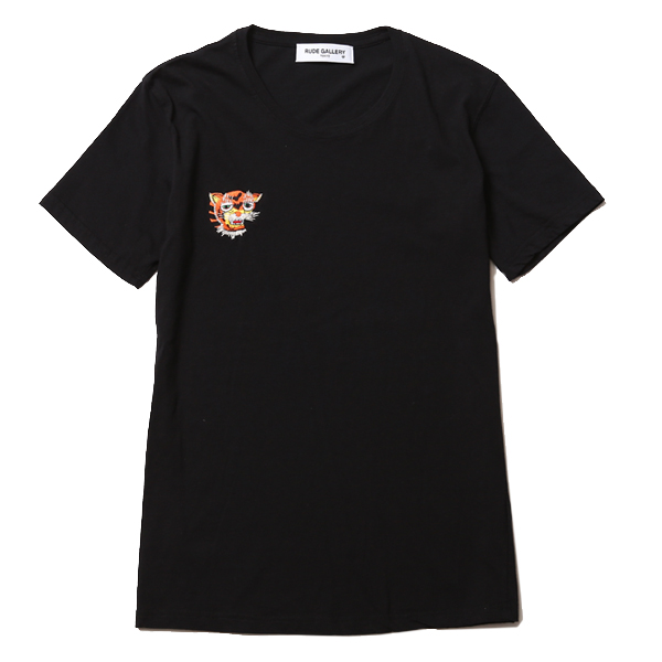 EMBROIDERY TEE – TIGER