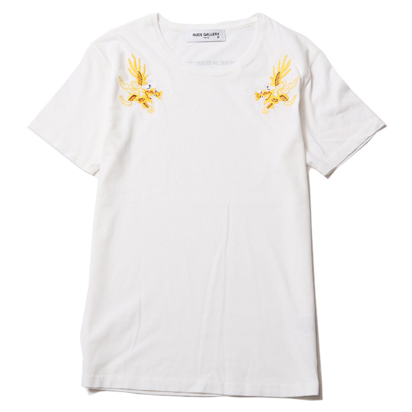 EMBROIDERY TEE - DRAGON