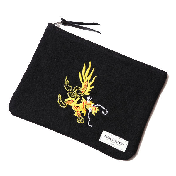 STUDIO POUCH - DRAGON