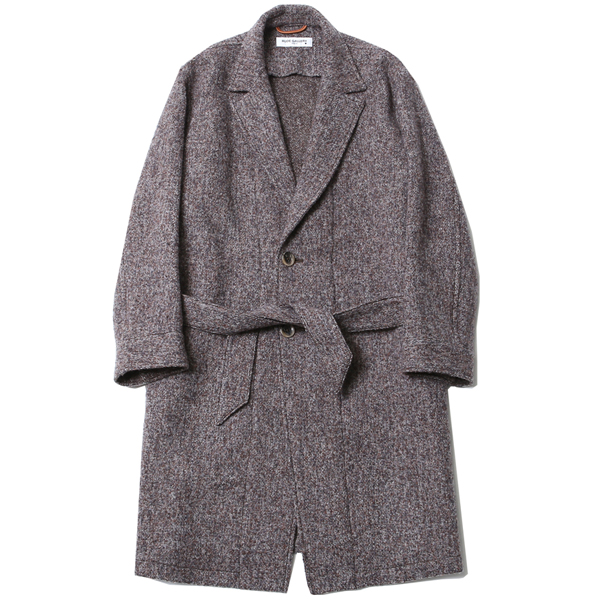 CITY ROBE - WOOL