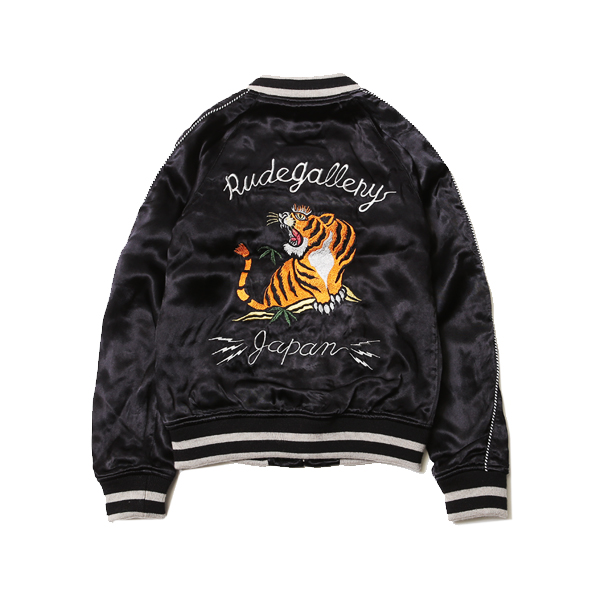 """STONED TIGER × MARIA SOUVENIR JACKET - BOYS SIZE"""