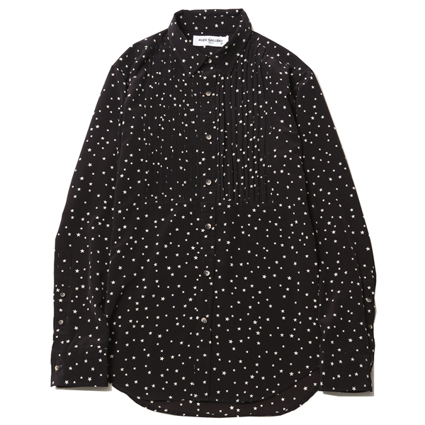 PINTUCK SHIRT - STAR