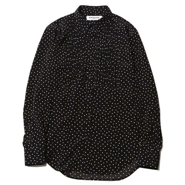 PINTUCK SHIRT - DOT