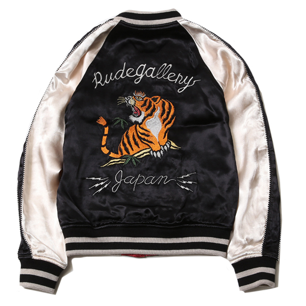 """STONED TIGER × MARIA SOUVENIR JACKET<LIMITED>"""