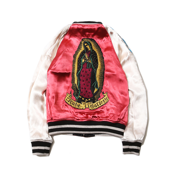 """STONED TIGER × MARIA SOUVENIR JACKET<LIMITED> - BOYS SIZE"""