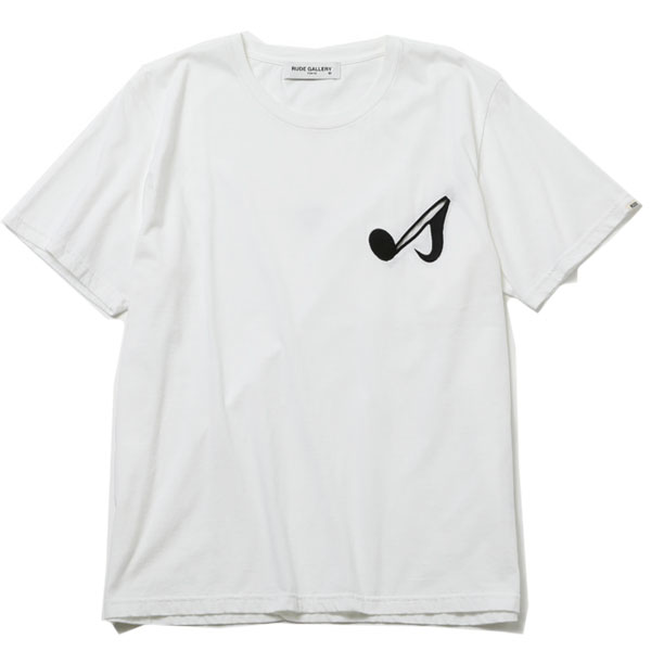 ONPU PKT TEE - MUSIC NOTE