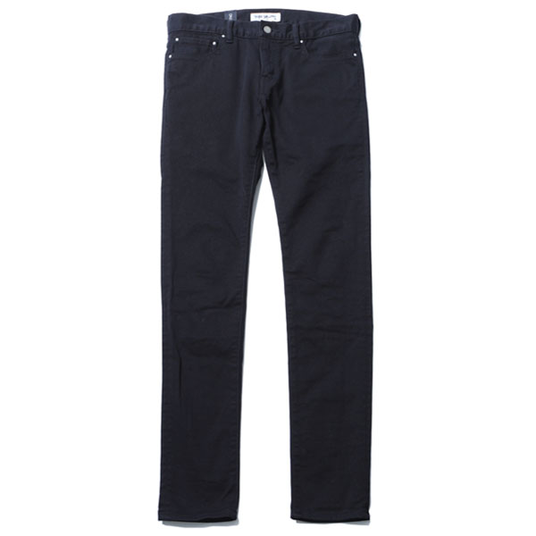 """STRETCH SLIM PANTS - KUROSURI SERIES MADE IN OKAYAMA"""