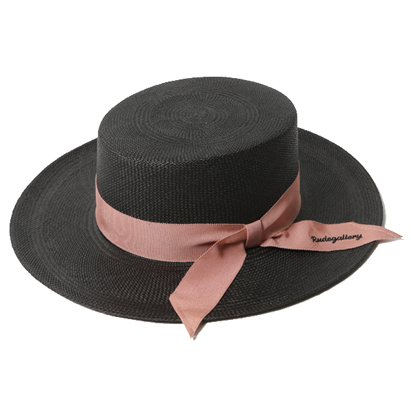 BOATER HAT - STETSON COLLABORATION