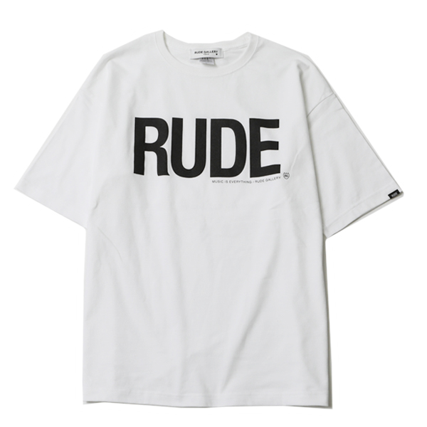 RUDE BIG SILHOUETTE TEE