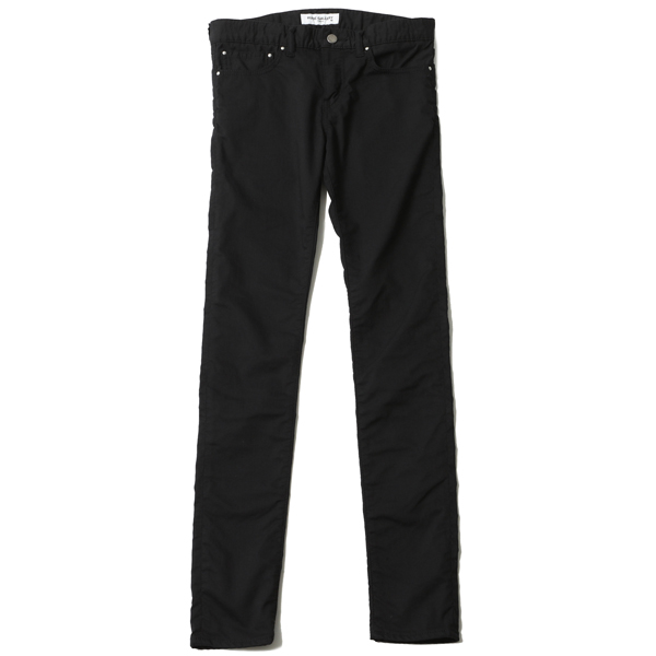 STRETCH SLIM PANTS - Brushed back / ルードギャラリー