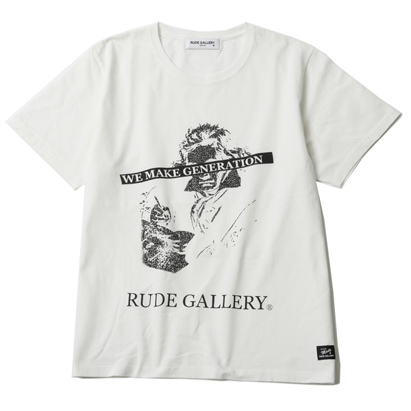 WE MAKE GENERATION BIG SILHOUTTE TEE