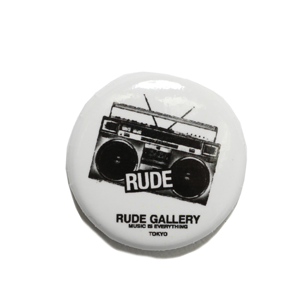 CAN BADGE - RADIO