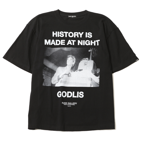 HISTORY IS MADE AT NIGHT BIG SILHOUTTE TEE - JIM