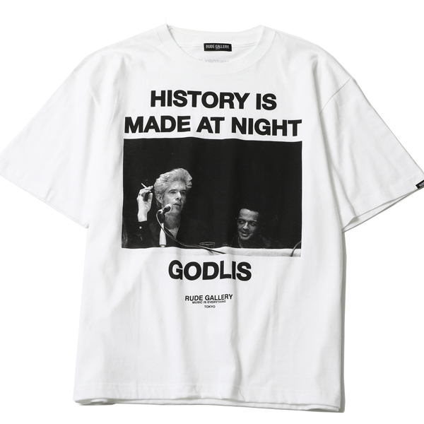 HISTORY IS MADE AT NIGHT BIG SILHOUTTE TEE - JIM 2