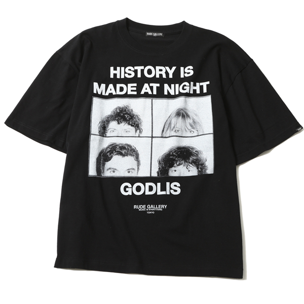 HISTORY IS MADE AT NIGHT BIG SILHOUTTE TEE - TALKING