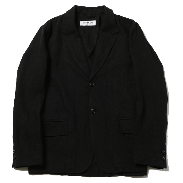 HIGH ROLLERS JACKET - LINEN