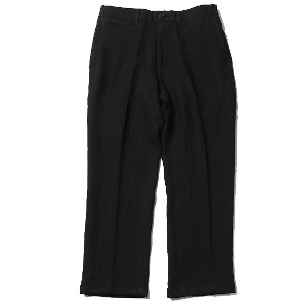 HIGH ROLLERS TROUSERS - LINEN