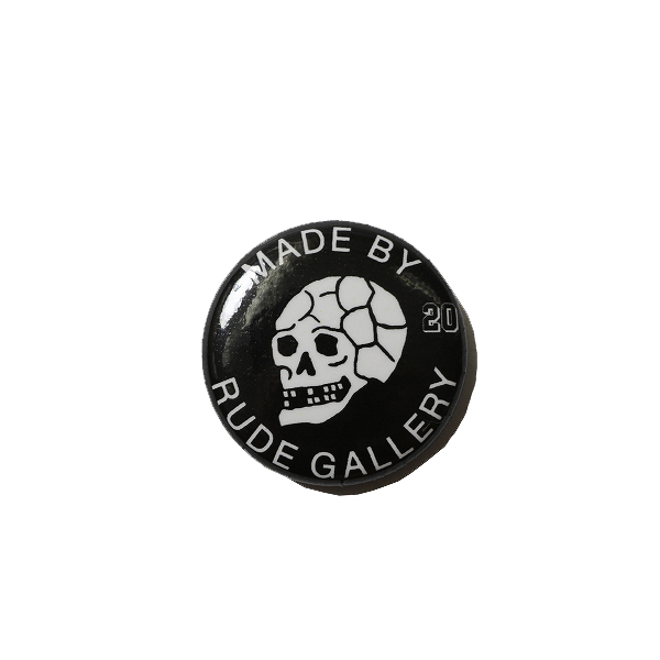 CAN BADGE - 20SKULL