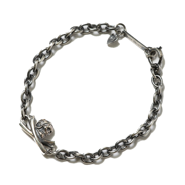 PIRATE BRACELET - SKULL CROSSBONE