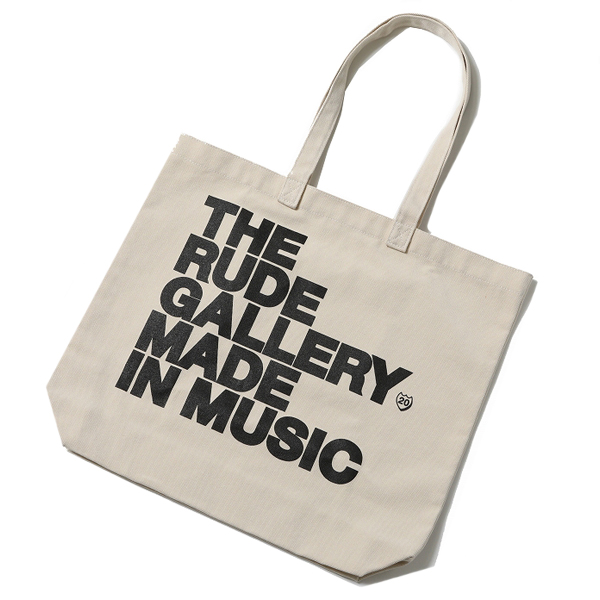 MADE IN MUSIC TOTE BAG