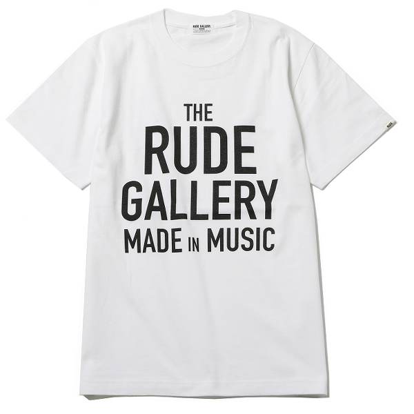 MADE IN MUSIC TEE