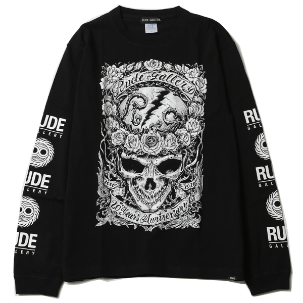 MD×RG 20th ANV L/S TEE
