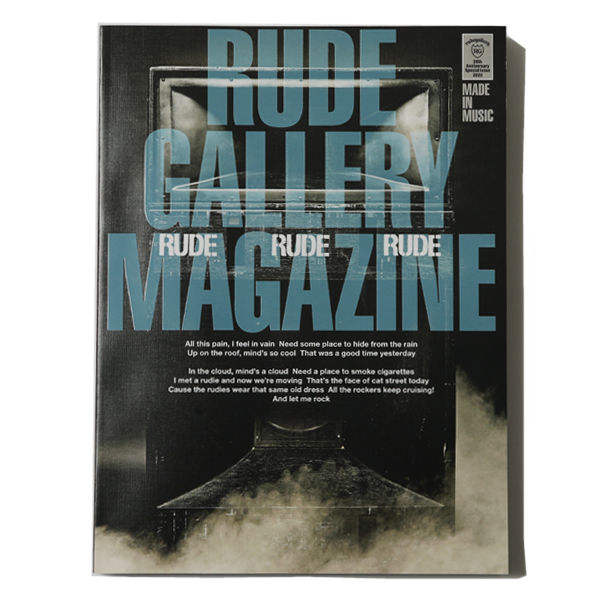 RUDE GALLERY MAGAZINE