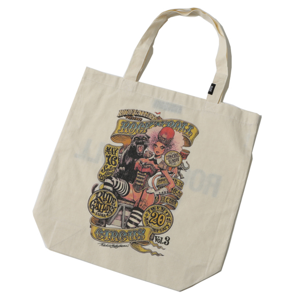 The Beast Master TOTE BAG