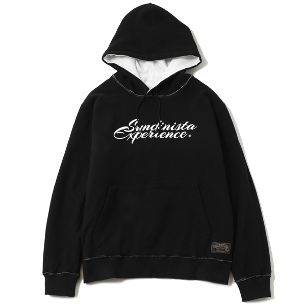 SUNDINISTA EXPERIENCE × RUDE GALLERY REVERSIBLE SWEAT PARKA