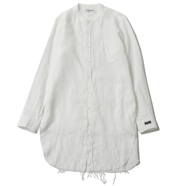 INSIDEOUT LONG SHIRT