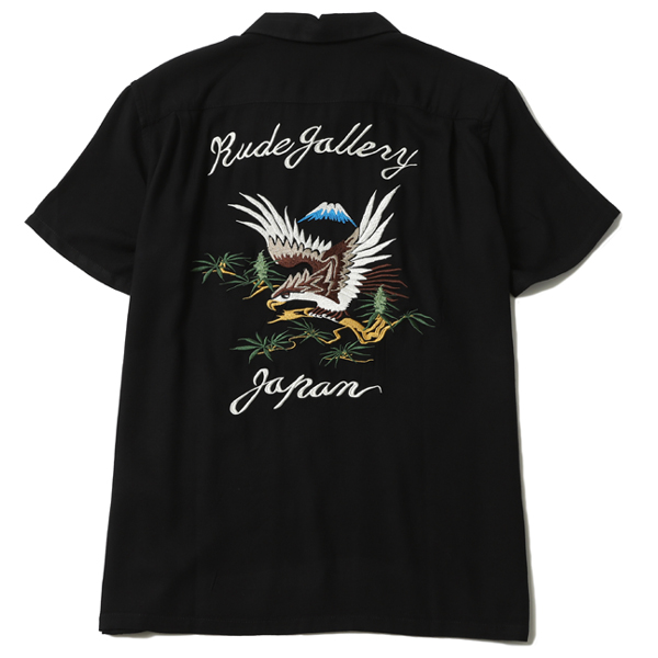 STONED HAWK SOUVENIR SHIRT