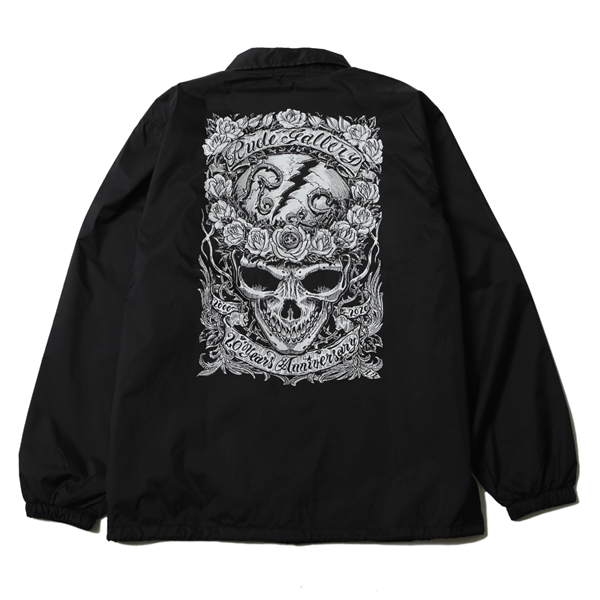 MAGICAL DESIGN × RUDE GALLERY 20th ANV COACH JACKET <ART WORK by H.U.>