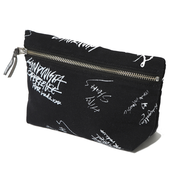 SUNDINISTA EXPERIENCE × RUDE GALLERY CRAY MAKE UP POUCH